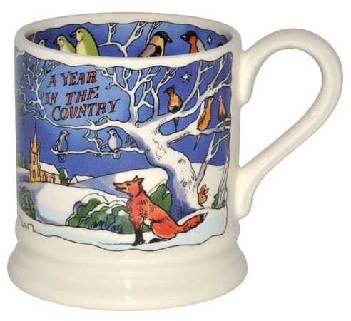winter in the country, emma bridgewater