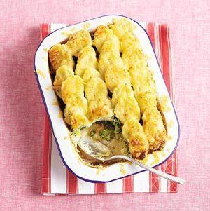Recept - Schotel van aardappel en broccoli - Allerhande