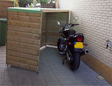 Motorcycle Garage Storage Ideas Listitdallas