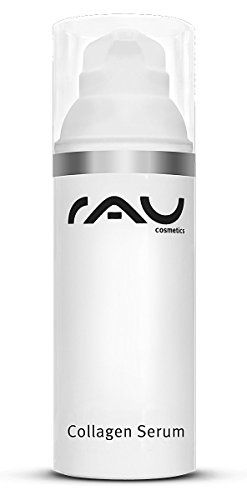RAU Collagen Serum 50 ml - Great Anti-Ageing Booster for an Effective Collagen Treatment - Moisturiser Fluid with Hyaluronic Acid & Trylagen - For dry, mature and sensitive skin - http://best-anti-aging-products.co.uk/product/rau-collagen-serum-50-ml-great-anti-ageing-booster-for-an-effective-collagen-treatment-moisturiser-fluid-with-hyaluronic-acid-trylagen-for-dry-mature-and-sensitive-skin/