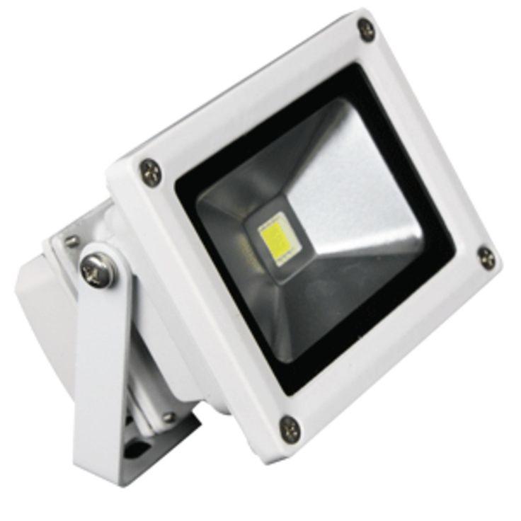 Amazing Lunasea Outdoor LED Flood Light VAC W Lumens Cool