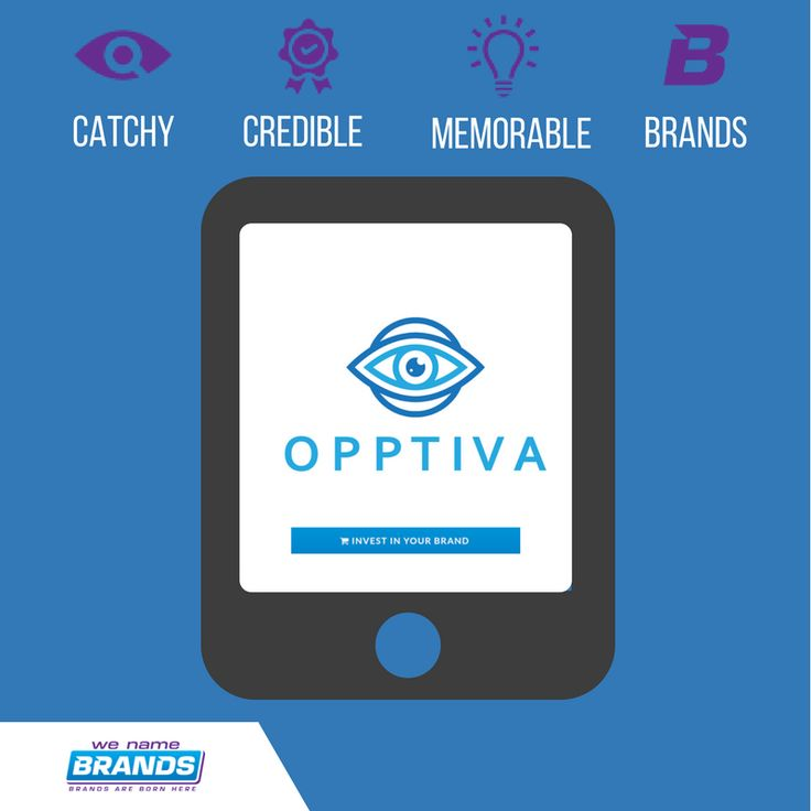 """Ryan from our branding team got a little excited about one of our new domains this week, and here's why:  """"Purchasing optical products online has been a big move in the past 12 months. With consumers realising that brick and mortar opticians have higher prices, Opptiva provides a positive sounding domain for an online optical product seller.""""  www.opptiva.com is available now and exclusively, through We Name Brands for $995... https://loom.ly/jDpw9yY"""