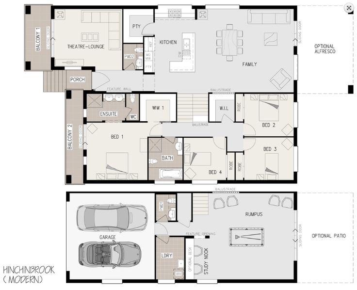 Split Level House Plans With Garage Underneath Drive Under House - House design with garage underneath