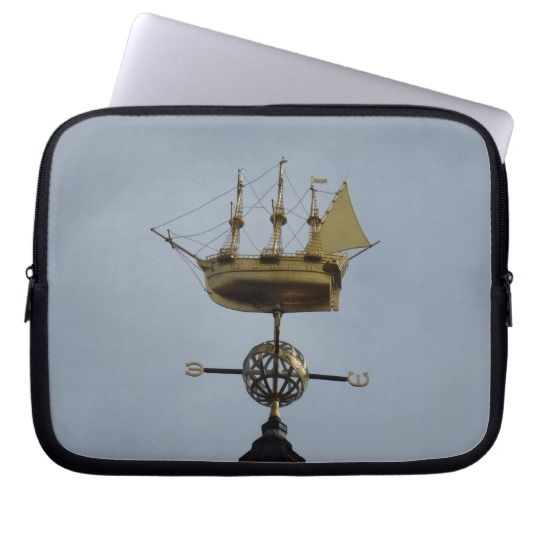 #zazzle #Compass #Rose #Neoprene #Laptop #Sleeve #10 inch #office #home #travel #gift #giftidea