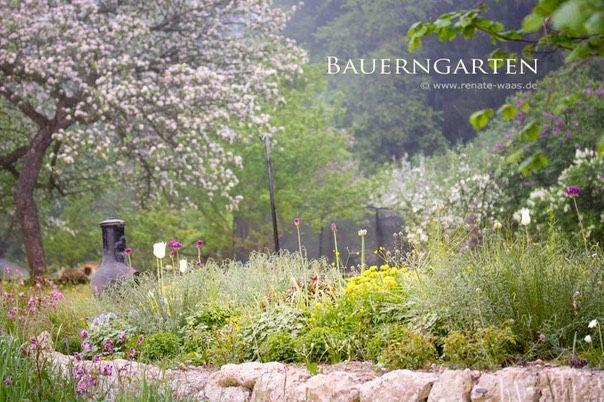Bauerngarten Geniesser-Garten Gartenplanung Renate-Waas Muenchen