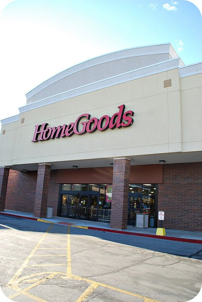 HomeGoods Giveaway!! {50 to 2 Winners Home goods store