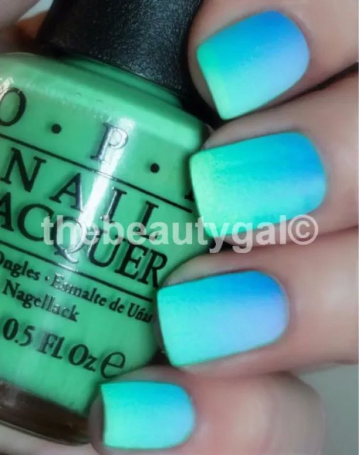 OMG! Love this color combo!