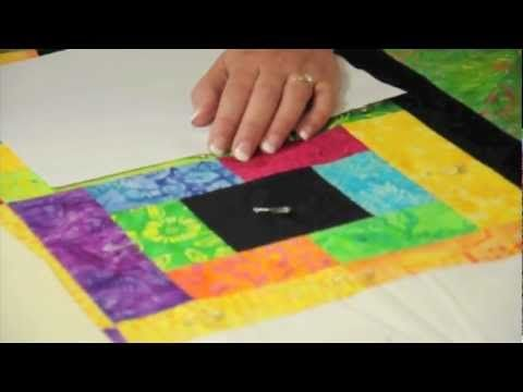 3818 best Quilting images on Pinterest | Patterns, Tutorials and ... : youtube videos quilt making - Adamdwight.com