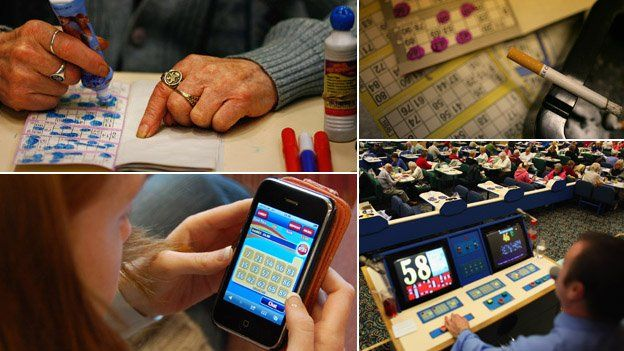 BBC News - Online bingo: A very full house