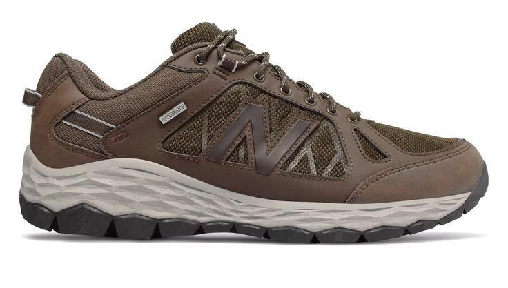 The Men's 1350 Blends Rugged Trail Technology with City-ready Modern Style