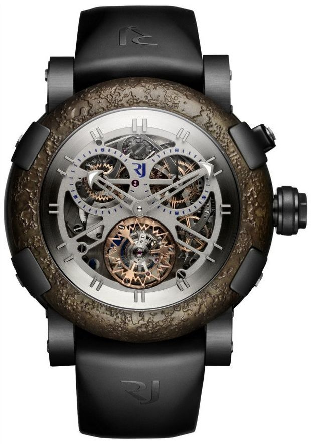 Romain Jerome Chrono Tourbillon Limited Edition Watch $219,000