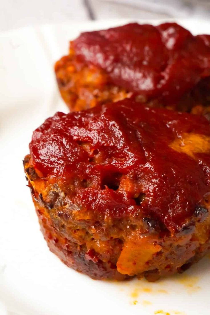 Meatloaf Muffins are a fun alternative to classic …