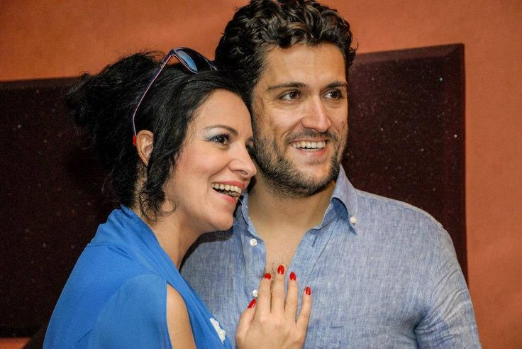 From The Metropolitan Opera and The Royal Opera House, the great Angela Gheorghiu came to our studios, next to Cezar Ouatu.