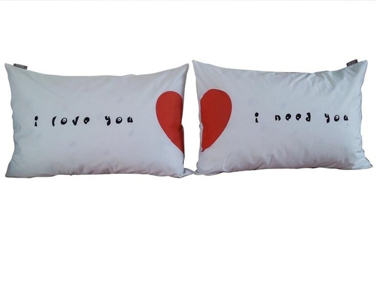 Valentine Pillow Gift Ideas & DIY Valentine Gifts - Love Pillow ...