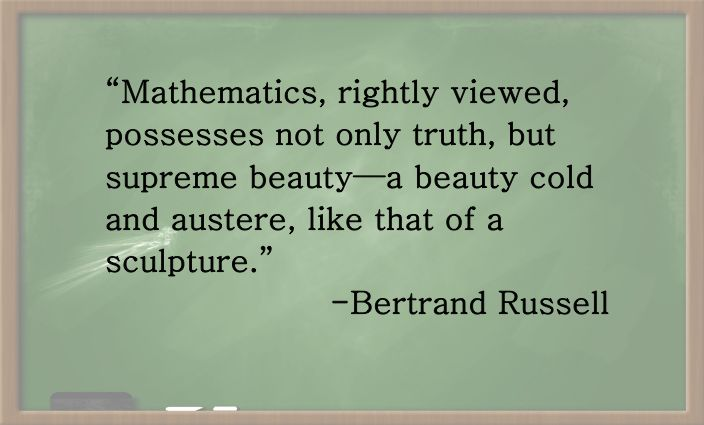 Beauty Of Math Quotes Sayings Postcard: 101 Best Math Quotes Images On Pinterest