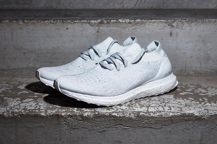 adidas Uncages Boost Ultra générateurs d'All-White