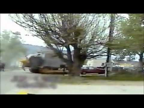 Homemade armored bulldozer rampage in Colorado - HomemadeTools.net