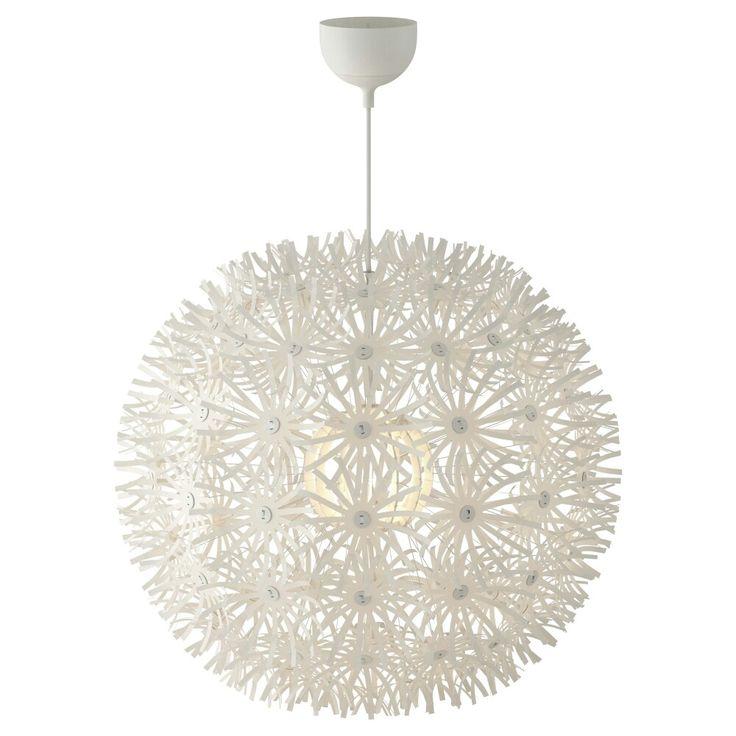 DONE - our old IKEA Maskros l&  sc 1 st  Pinterest & The 25+ best Ventiladores de techo ikea ideas on Pinterest ... azcodes.com