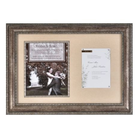 Wedding invitation frame #kirklands #weddingideas