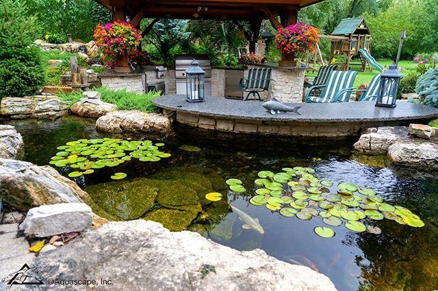 Aquascape Patio Ponds