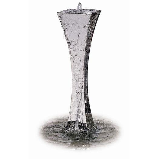 Exterior Walldesign Ideas: Aquafires The Balance Fountain