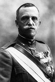 This is a picture of Victor Emmanuel III, who was the king of Italy in world war 1. He signed the Triple Alliance treaty with Germany and Austria- Hungary.