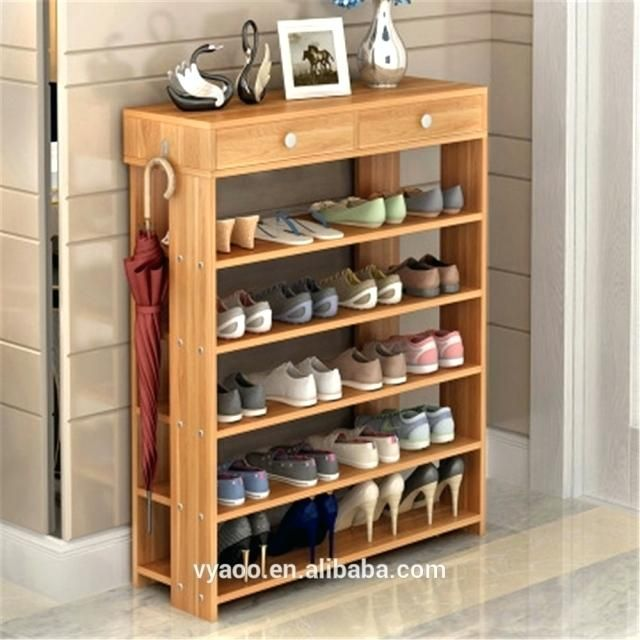 Diy Simple Shoe Rack Amazing Storage How To Build A Craftsman Top