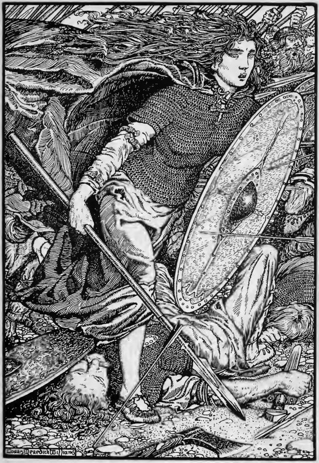 Lathgertha by Morris Meredith Williams - Lagertha - Wikipedia, the free encyclopedia