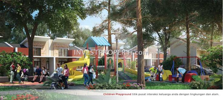 Kids Playground at Cluster Neo Benevento @ Villaggio CitraRaya