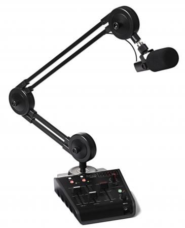 procast sst usb microphone audio interface nice mike pro style set up for podcasting etc. Black Bedroom Furniture Sets. Home Design Ideas