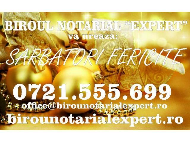 Notar public Sector 4 EXPERT Bucuresti - Anunturi gratuite - anunturili.ro