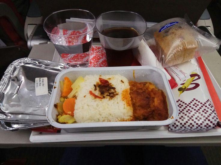 Ayam Rica Rica Batik Airplane