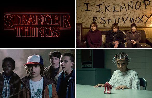 Stranger Things: o estilo das atrizes que fazem a Eleven Barb e mais!
