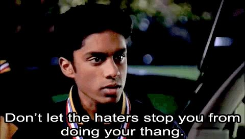 haters kevin g mean girls
