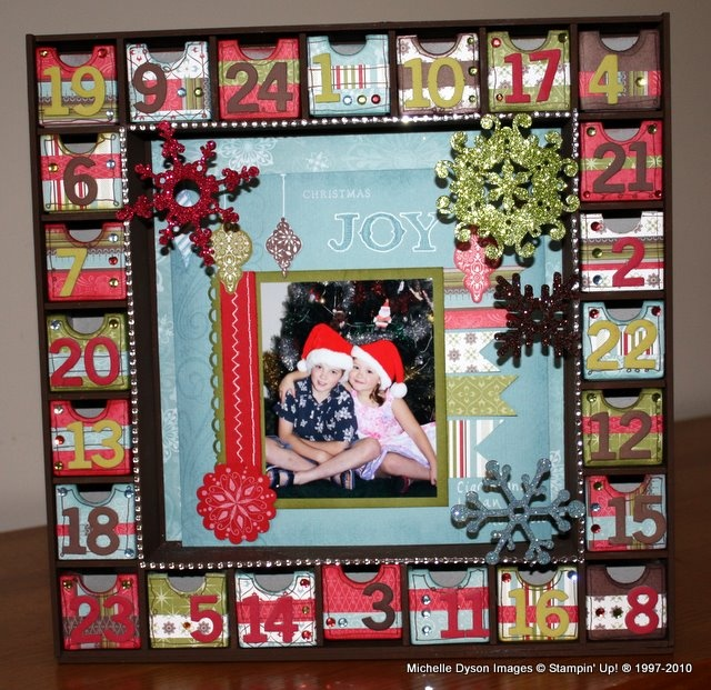 Advent Calendar Ideas Early Years : Best images about christmas countdown on pinterest