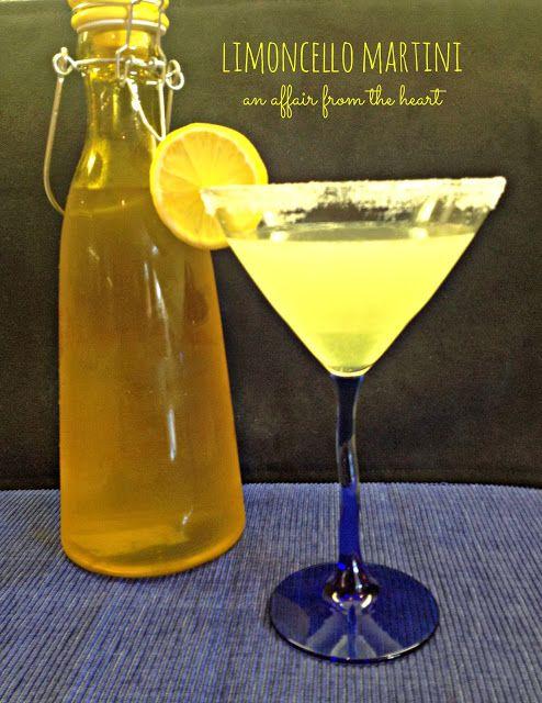 475 best images about elegant cocktails on pinterest for Cocktail limoncello