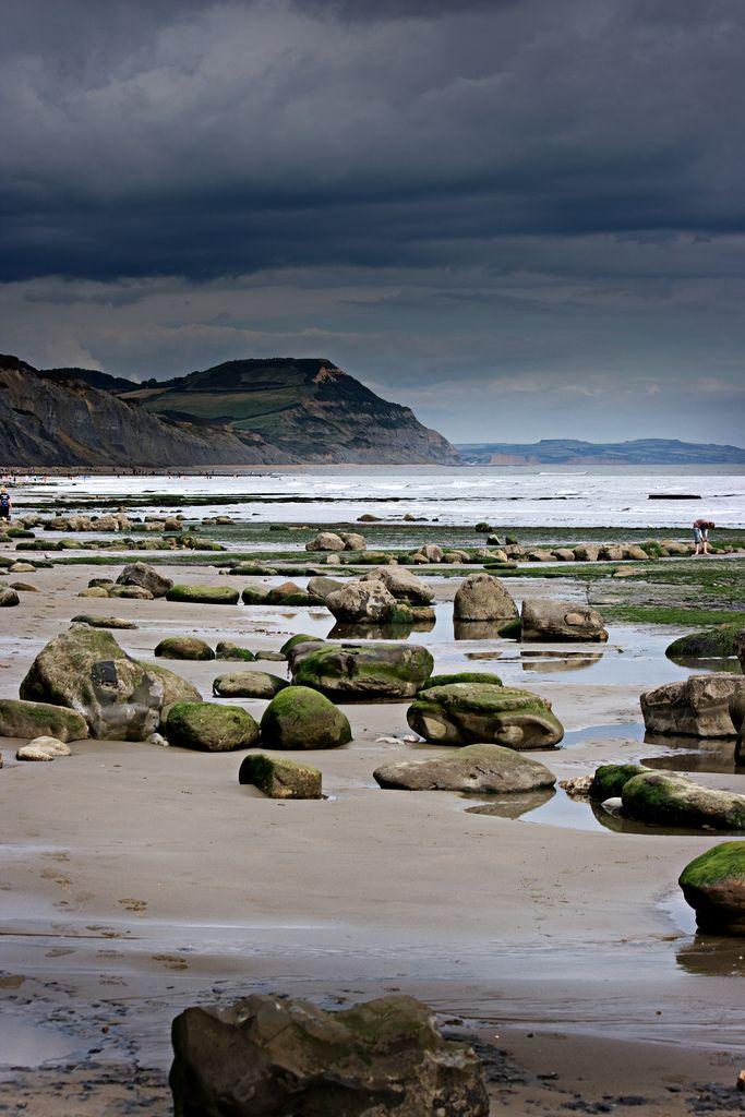 Charmouth Beach, Dorset, England by /northern/git
