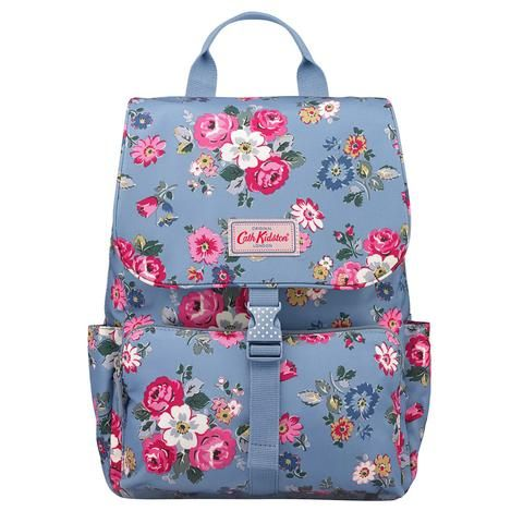 Cath Kidston Forest bunch Buckle Backpack