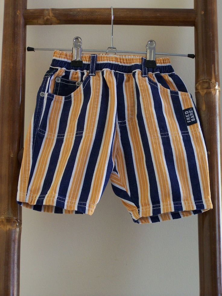 Boys Shorts Fred Bare