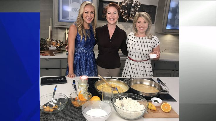Roasted butternut squash risotto from Renee Kelly's Harvest – FOX 4 Kansas City WDAF-TV | News, Weather, Sports