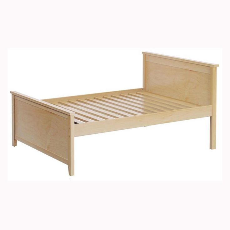 Jackpot! Traditional Panel Bed - 71TBED-001