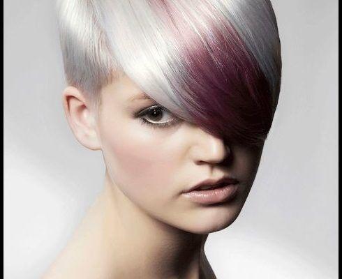 Cool Kurze Side Frisuren für Junge Damen ...