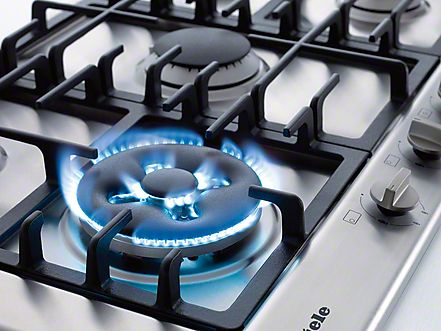 KM 2054 Gas hob - Hobs and CombiSets