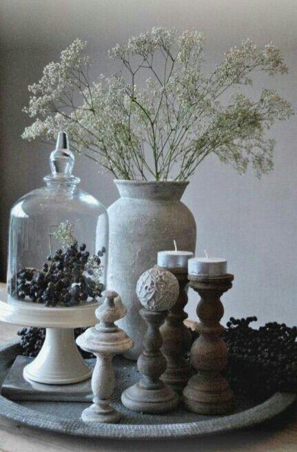 25 beste idee n over eettafel decoraties op pinterest eettafels keukentafel decoraties en - Rustieke eetkamer decoratie ...