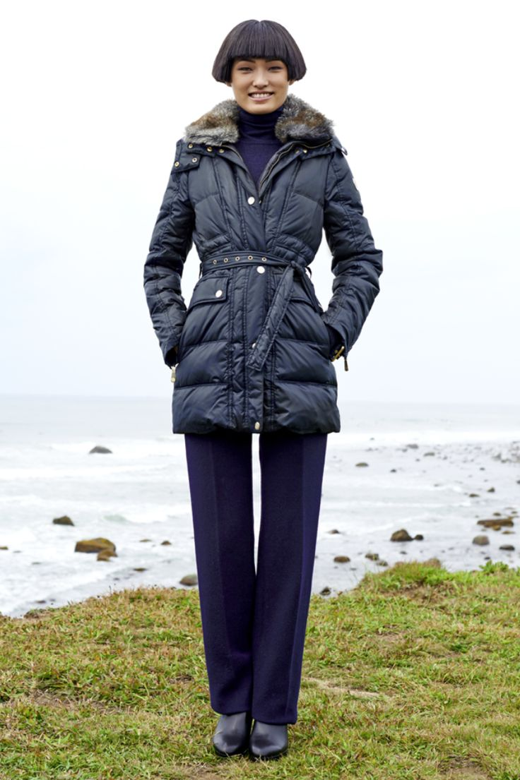 Keeping Warm Is Universally Flattering Vince Camuto Down