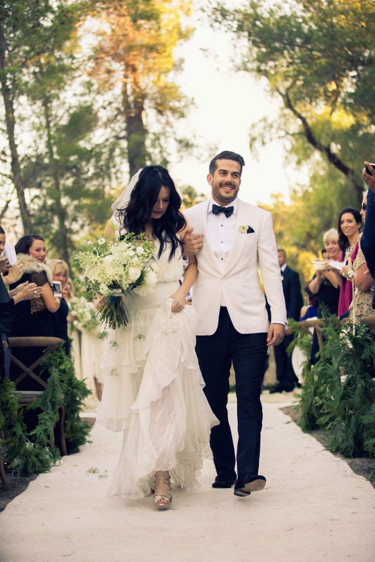 Kara Smith and Nick Walker's California Vineyard Wedding