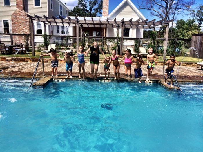 community pool is just a short walk from any neighborhood in town. Relax poolside in a teak lounge chair or soak in the hot tub after a swim in the pool.