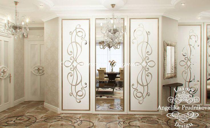 Дизайн квартиры в классическом стиле в ЖК «Английский Квартал» - фото