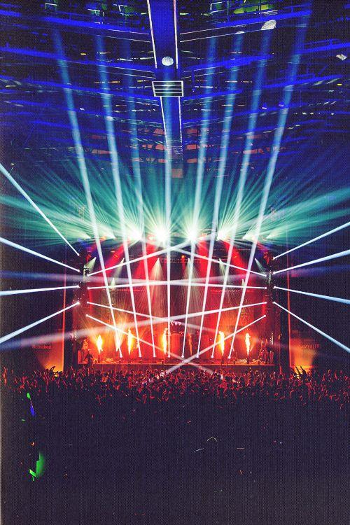 all you tonight, lift me up #edm #lights