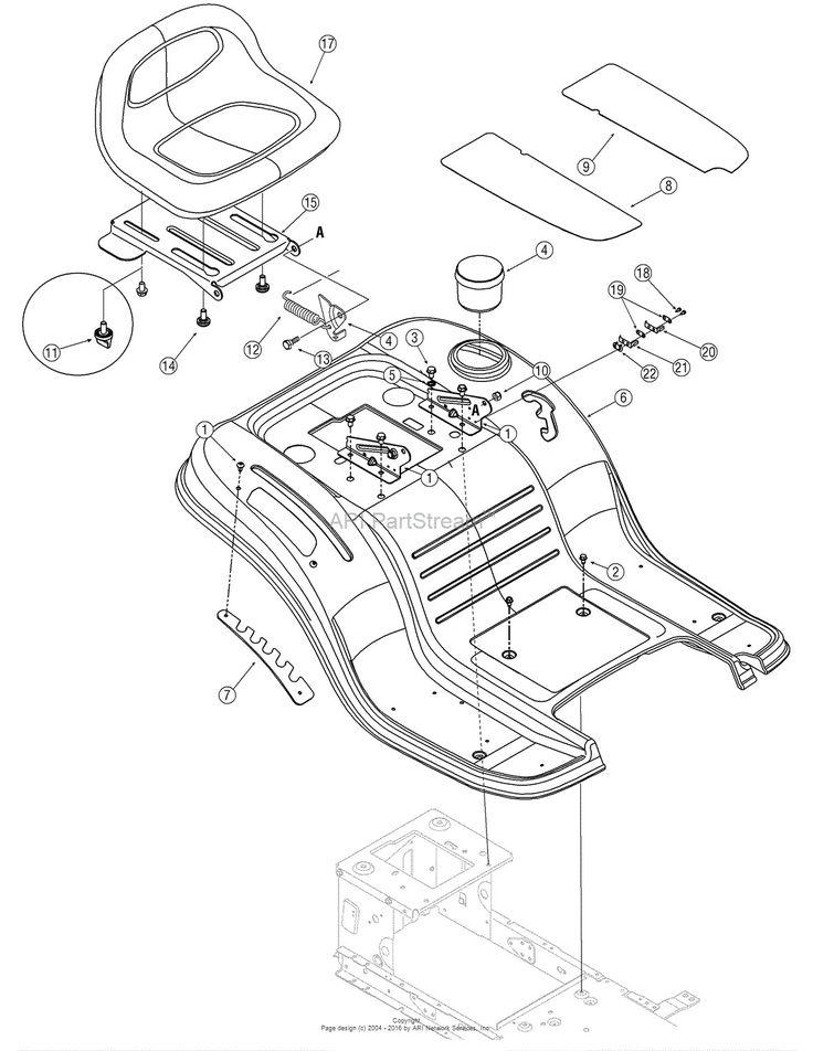 50 troy bilt horse mower parts diagram va0l di 2020